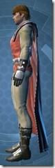 Shrouded Knight - Male Left