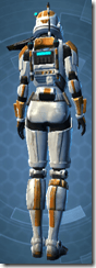 TD-17A Colossus - Female Back