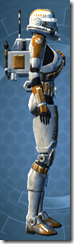 TD-17A Colossus - Female Right