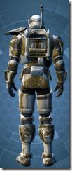 RD-16B Enforcer Pub - Male Back