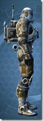 RD-16B Enforcer Pub - Male Right