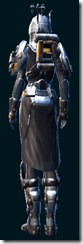 F Columi Supercommando Back