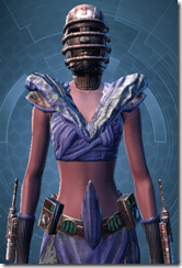 Grand Inquisitor - Female Close