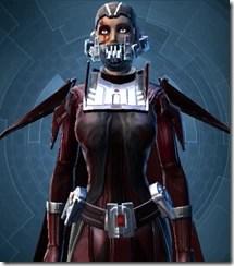 Sith Archon - Female Close