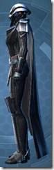 Sith Champion - Female Left