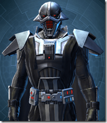 Sith Champion - Male Close
