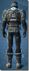 TD-17A Imperator - Male Back