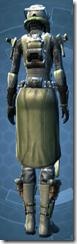 RD-17A Phalanx - Female Back