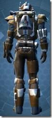 RD-16B Enforcer Imp - Male Back