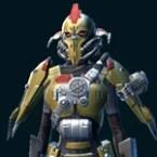 War Hero Supercommando/Combat Tech Rated (Imp)