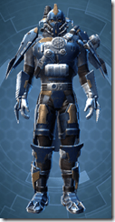 War Hero Supercommando Imp - Male Front