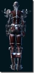 E Columi Weaponmaster Back