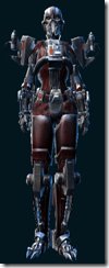 E Columi Weaponmaster Front