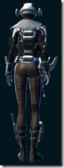 F Elite War Hero Enforcer Back