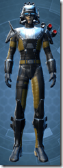 War Hero Field Tech Imp - Male Front