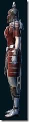 F War Hero Stalker Rated Left Side