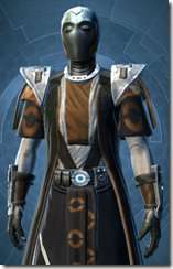 Ancient Seeker Pub - Male Close