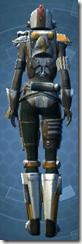TH-15B War Medic Imp - Female Back