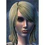 Appearance Options: Human Hair Colors 1 (21)