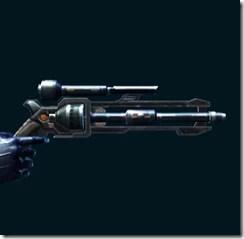 Campaign Combat Medic's Blaster Pistol