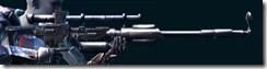 Conqueror Field Tech's Sniper Rifle