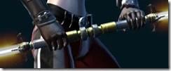 Conqueror Stalker's Saberstaff