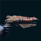 Dread Guard Eliminator Blaster Pistol
