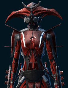 Remnant Arkanian Inquisitor