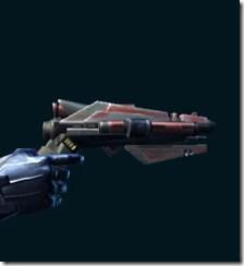 Elite War Hero Eliminator's Blaster Pistol