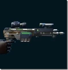 Exceptional Enforcer's Blaster Pistol