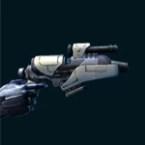 Fury-7 Prototype Blaster
