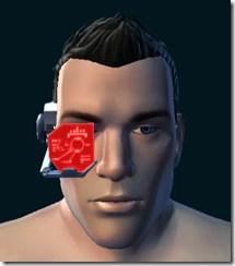 M Red Efficiency Scanner Close