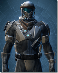 Kell Dragon Trooper - Male Close
