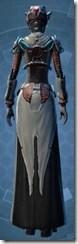 Kell Dragon Inquisitor - Female Back