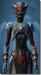 Kell Dragon Inquisitor - Female Close