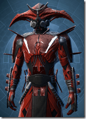 EM Arkanian Force Master Close