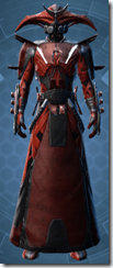 EM Arkanian Force Master Front