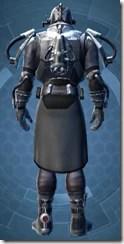 EM Dread Guard Supercommando Back