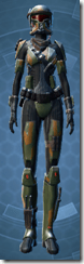 Firebrand Trooper Animated - Female Front