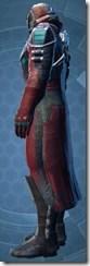 Kell Dragon Agent - Male Left