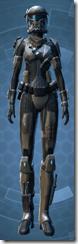 Kell Dragon Trooper - Female Front
