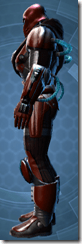 Kell Dragon Warrior - Male Left