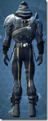 M Agent's Exalted Back