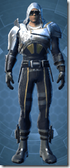 M Agent's Exalted Front