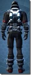 M Imperial Pilot Back