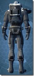 M Juggernaut's Exalted Back