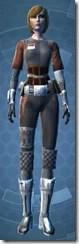 Turncoat - Female Front