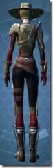 Bounty Tracker - Female Back