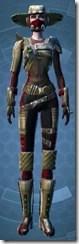 Bounty Tracker - Female Front