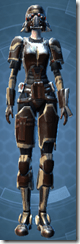 Contract Hunter - Female Front